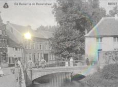 Demer in de Demerstraat Diest