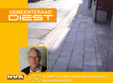 stoep Begijnenstraat Diest
