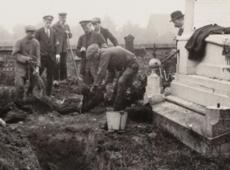 Diest | Ontgravingen kerkhof in najaar van start