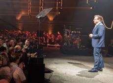 N-VA Diest op de nieuwjaarsreceptie 2018 van N-VA in Mechelen