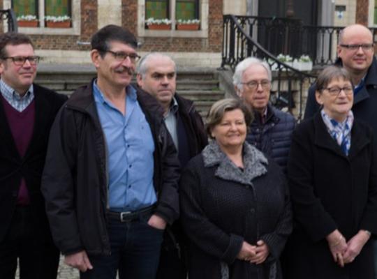 «N-VA Diest maakte al zeven kandidaten bekend.» (NB, 06.02.2018)